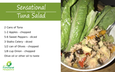 Sensational Tuna Salad