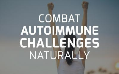 Combating Autoimmunity Naturally