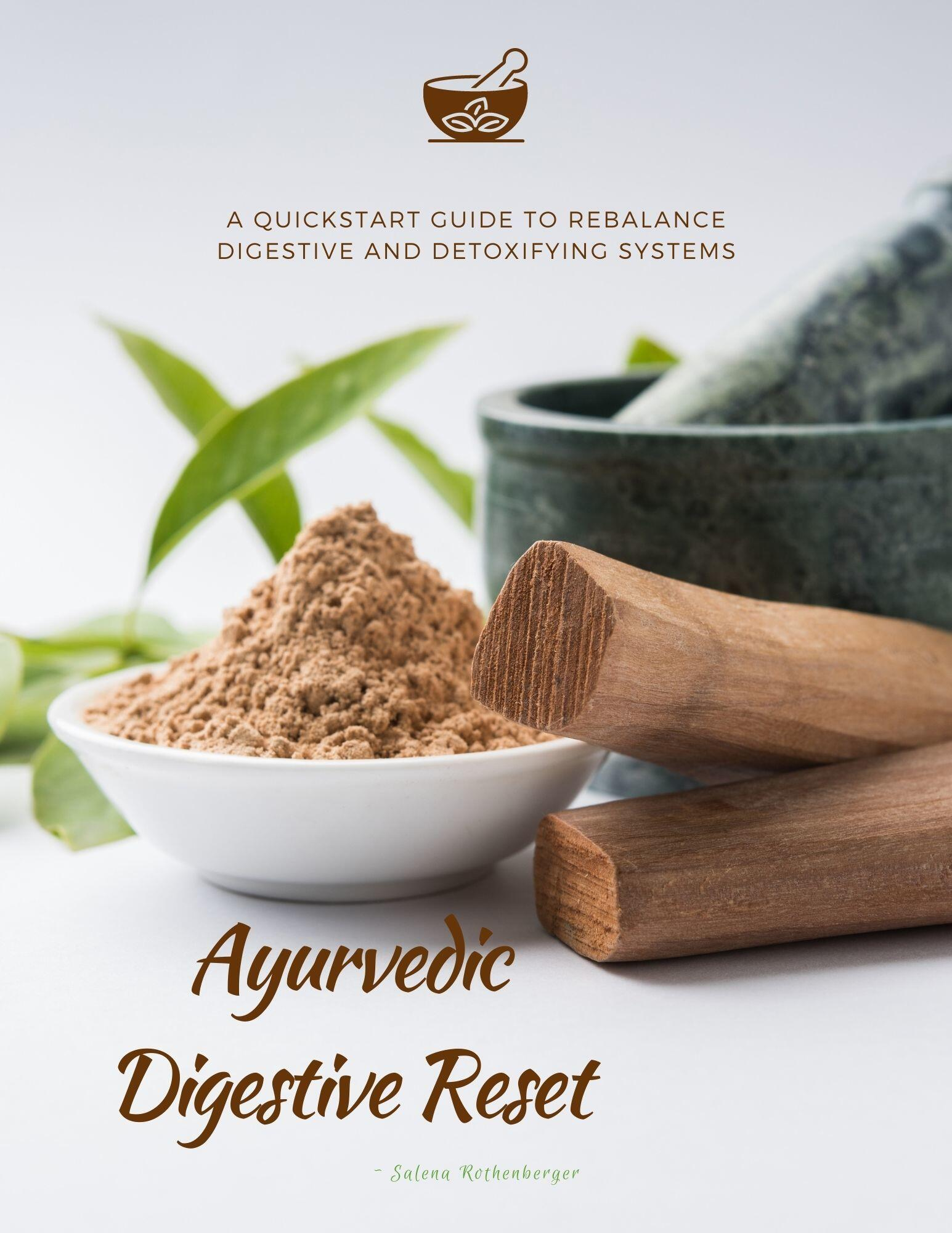 Ayurveda Quick Reference Guide